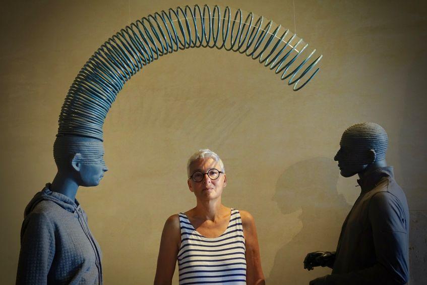 """Martina Neubauer auf der Biennale in Venedig 2019 - """"Gedankenübertragung"""""""