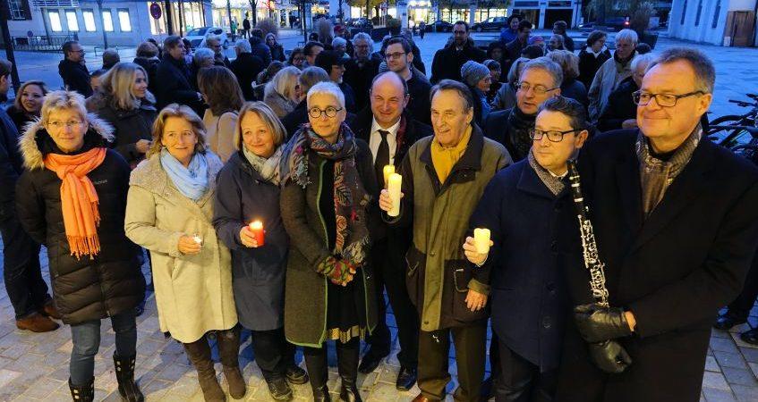 Martina Neubauer Starnberger Dialog Gedenkveranstaltung 9. November