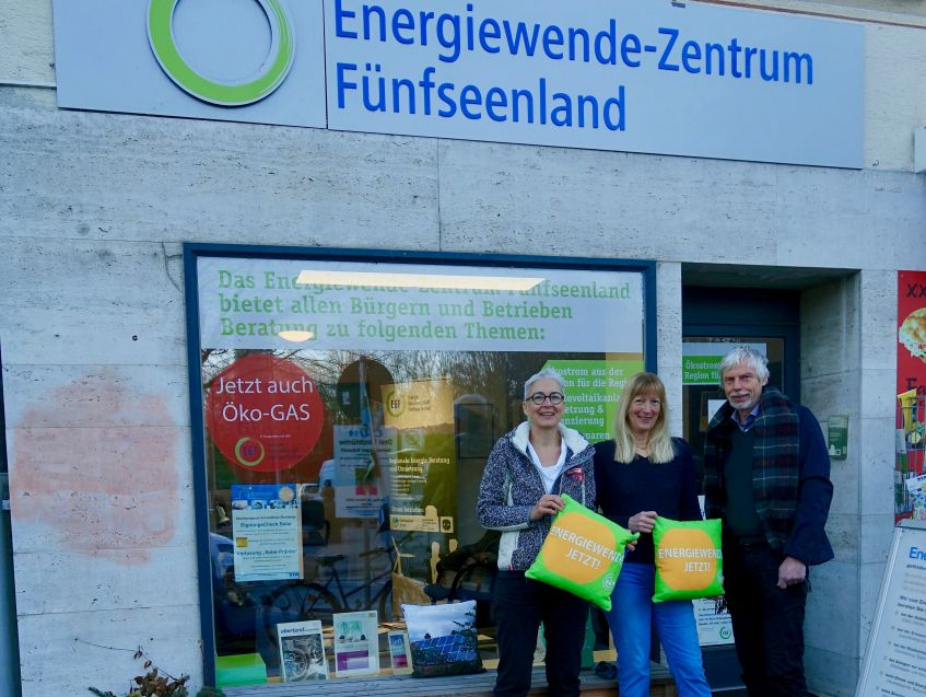 Energiewende: Martina Neubauer für ein Regionalwerk StarnbergAmmersee