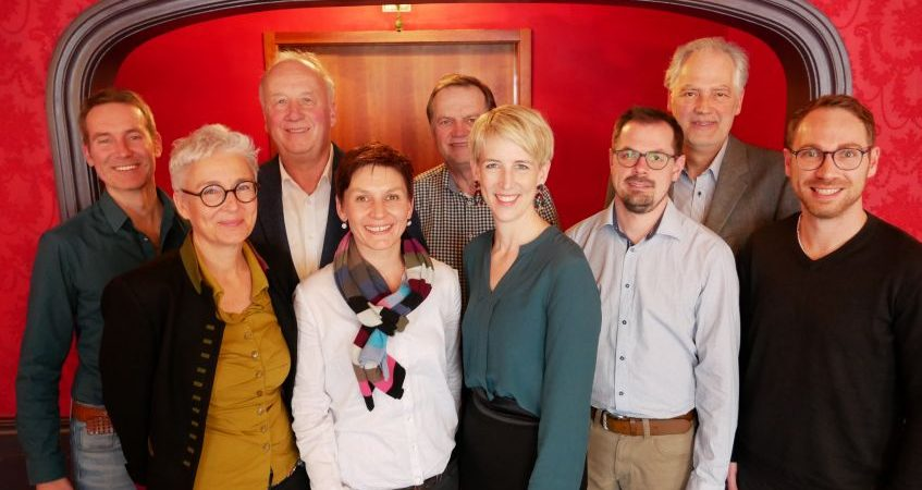 Martina Neubauer für einen Regionalrat