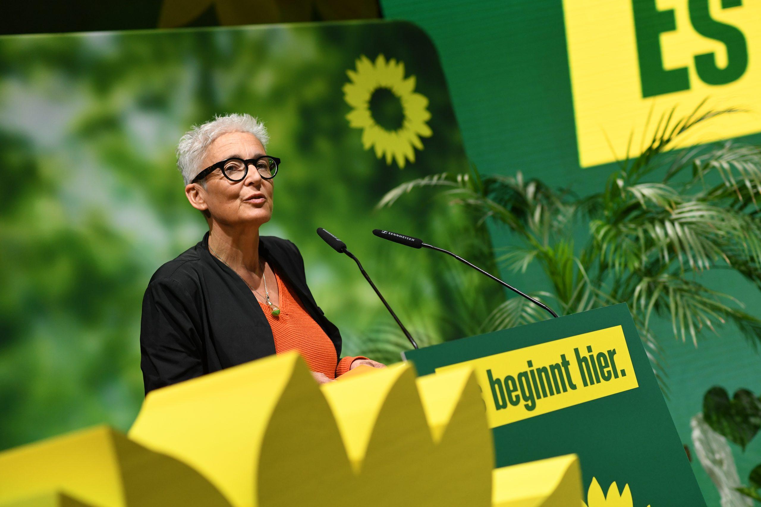 Landesliste der Bayerischen Grünen gewählt