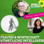 Veranstaltung mit Alexandra Geese, MdEP