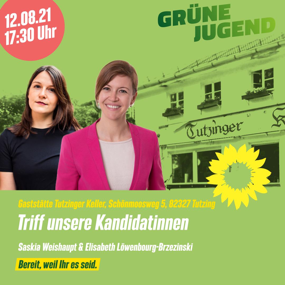 Meet & Greet – Triff unsere Kandidatinnen